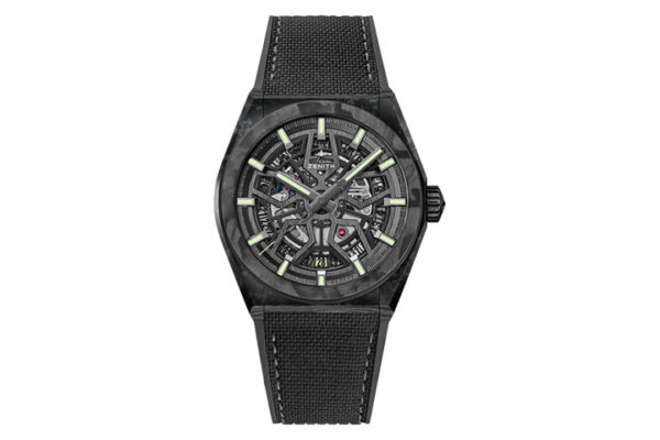 Zenith Defy Classic Carbon Watch