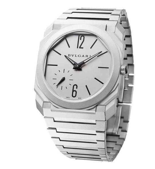 Bulgari Luxury Watch Octo Finissimo Automatic Stainless Steel
