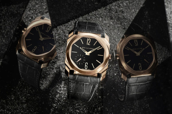 LVMH Watch Week: Bvlgari Introduces Four New Octos