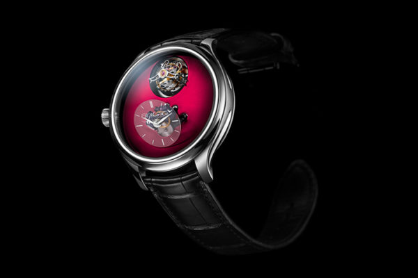 MB&F x H Moser LM101