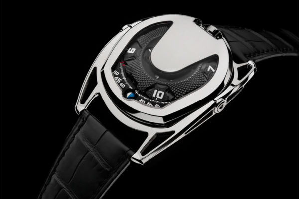 DE BETHUNE x URWERK Only Watch 2019