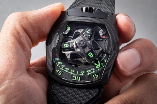 URWERK UR-220 Watch