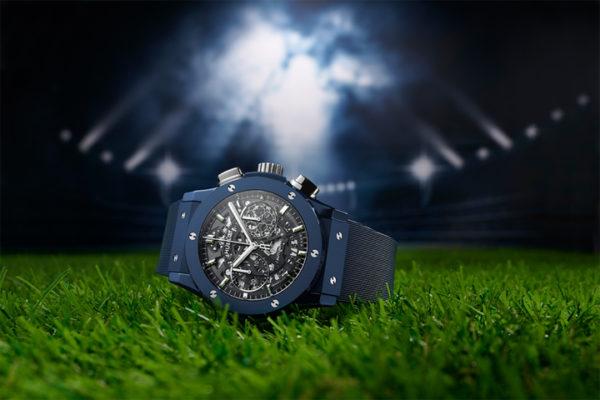 Hublot Aerofusion Chronograph UEFA Champions League