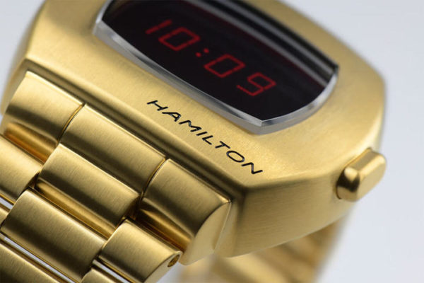 Hamilton PSR: The Original Digital Wristwatch is Back