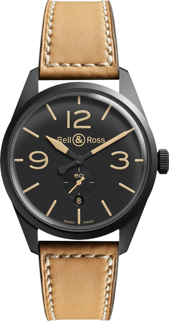 Bell Ross Watch Heritage BR 123