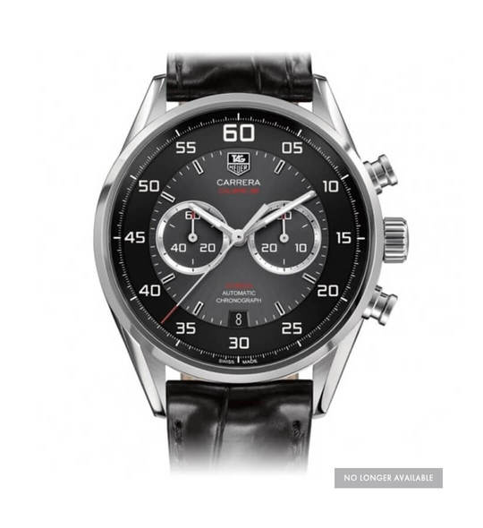 Calibre 36 Flyback Tag Heuer Watch