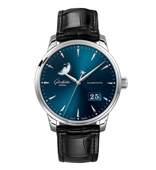 Senator Excellence Panorama Date Moon Phase