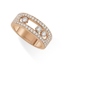 Messika Jewelry Move Pave Ring