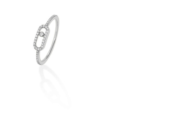 Messika Jewelry Move Uno Pave Ring