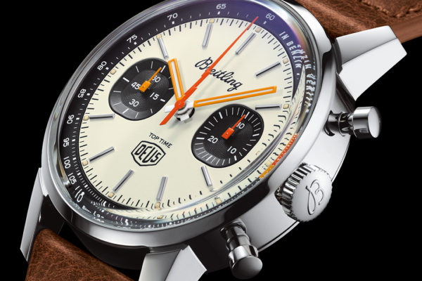 Breitling Top Time Luxury Watch